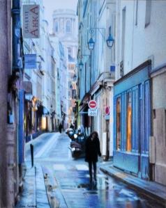 """""""Paris en hiver"""" 2011"""