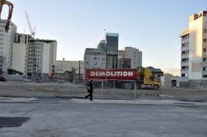 Demolition.