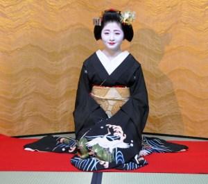 Satsuki had just danced Kurokami.