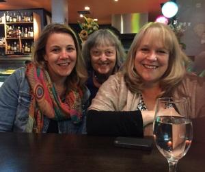 Belinda Lindhardt, Julie Podstolski and Ann Kullberg.
