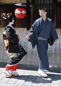 I like the movements of Katsutomo-san and her Otokoshi here - almost like a dance.