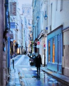 Paris en hiver 2011