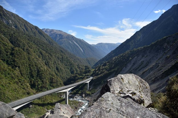 We returned to the east coast via Arthurs Pass. What an astounding feat in engineering is the Otira viaduct! Can you imagine building a viaduct in such a precarious and actively seismic environment?!